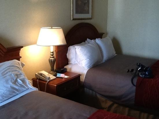 Comfort Inn Fallsview: our room