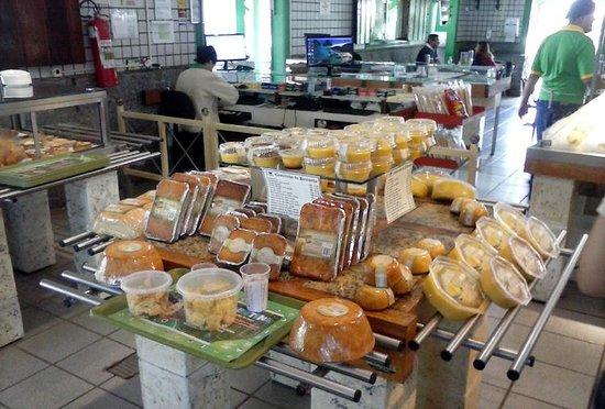 Castelinho da Pamonha: delicias a bese de milho