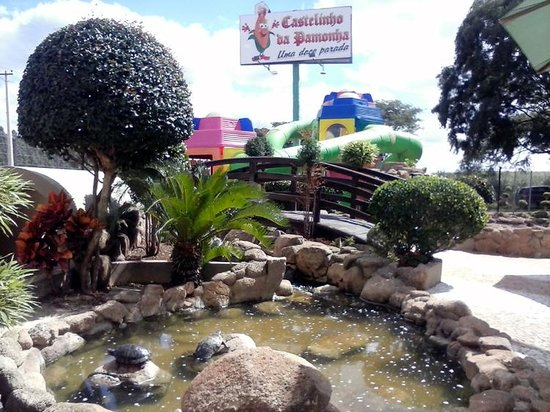 Castelinho da Pamonha: Playground