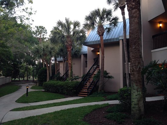 Marriott's Sabal Palms: Two levels