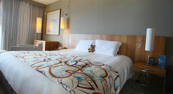 Hilton Malta : Bedroom