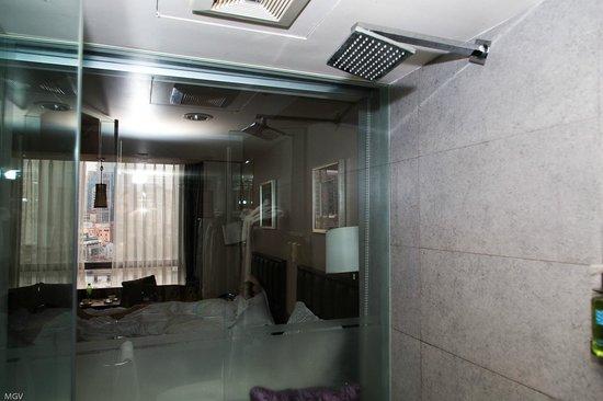 SSAW Boutique Hotel Shanghai Bund: Душ
