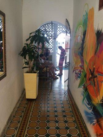 Papaya Hostal Getsemaní: Clean place