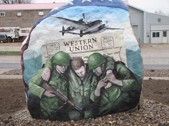 Freedom Rock (Sac County),Sac City, Iowa