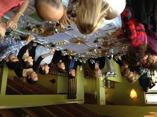 Serafina: Awesome Sangiovese Luncheon!