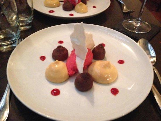 Les Bistronomes: le dessert...