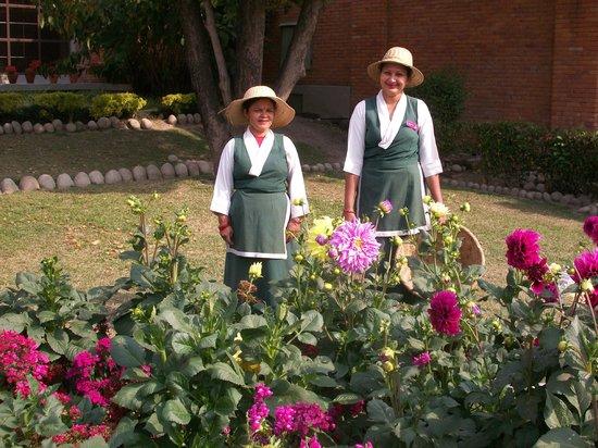 Crowne Plaza Kathmandu-Soaltee: Hotel Gardeners
