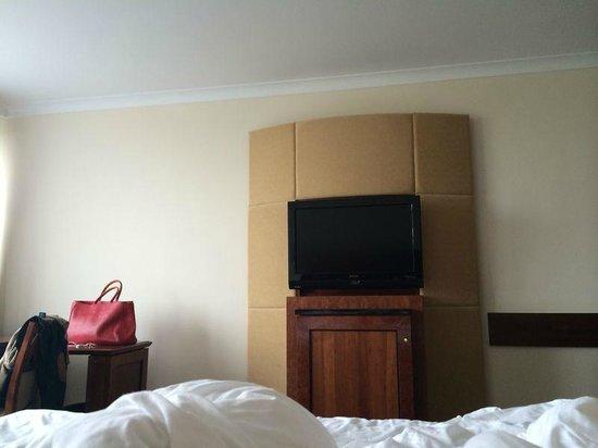 The Westin Grand München: Blick aus dem Bett