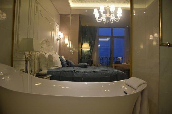 CVK Park Bosphorus Hotel Istanbul: la camera