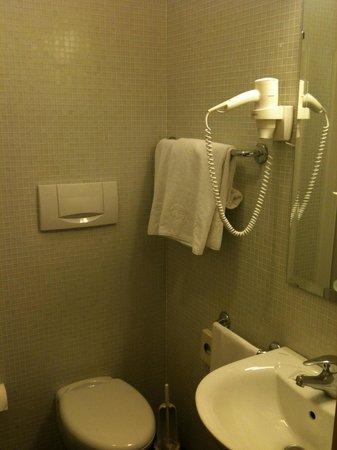 Stadt Hotel Citta: Bagno