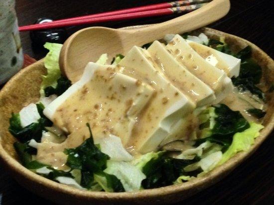 Wasabi: Tofu