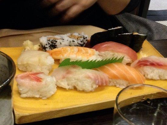 Wasabi: Sushi