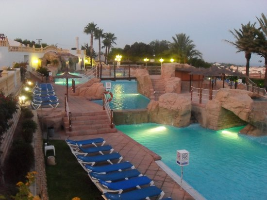 AR Imperial Park Spa Resort: le piscine