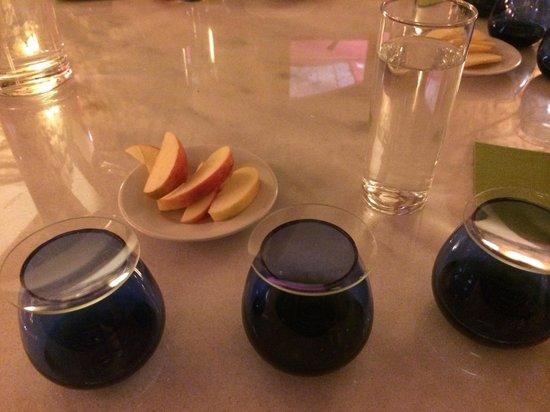 Catacurian: olive oil tasting