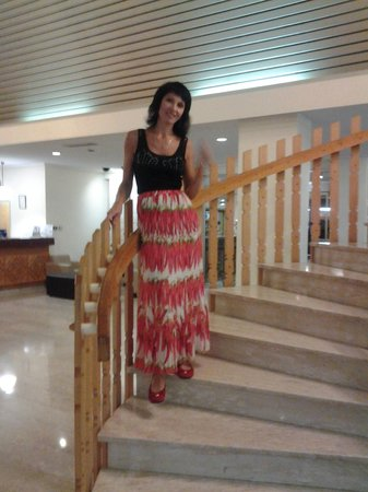 Kissos Hotel : Холл