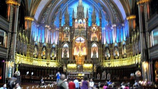 Notre-Dame Basilica: One of the Most Beautiful Churches I Have Seen