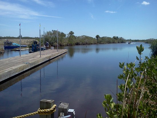 Capt Mitch's - Everglades Private Airboat Tours: Captain Mitch's Airboats Tours