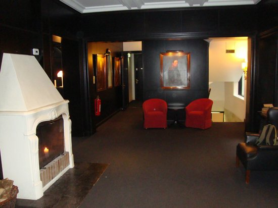 First Hotel Kong Frederik : Холл