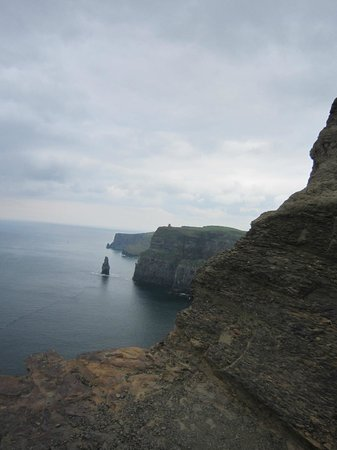 Irlanda en Espanol : cliffs of moher