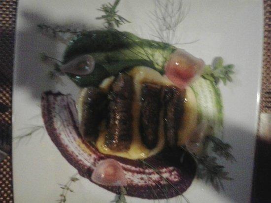 Gastronomia El Buzo : filete de atun con un sabor magico