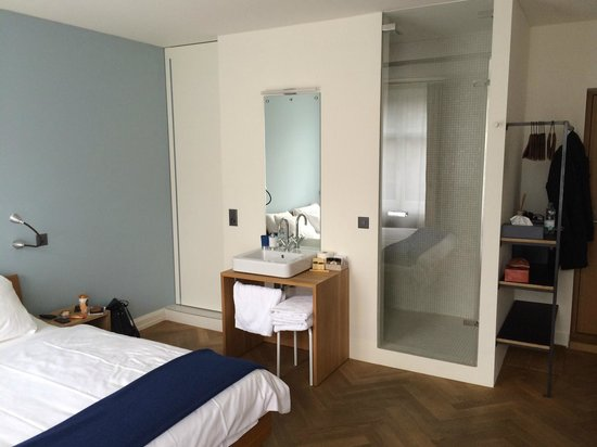 Hotel NI-MO: Zimmer Bürkliplatz