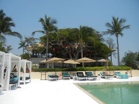 Banyan Tree Cabo Marques : Main pool