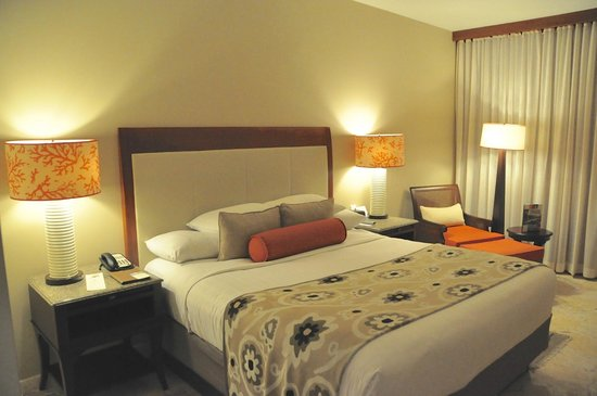 Santa Barbara Beach & Golf Resort, Curacao : ocean view king bed room