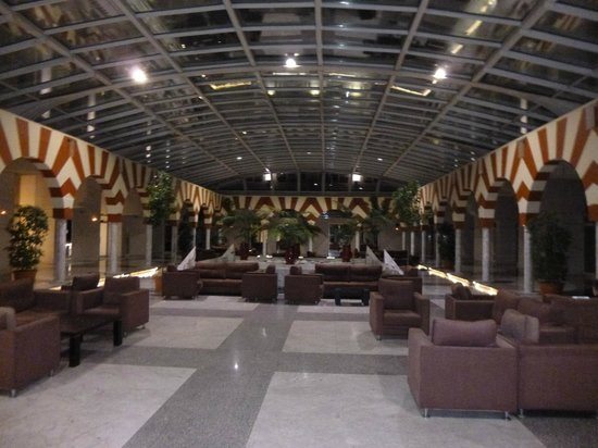 Silken Al-Andalus Palace Hotel: Salones