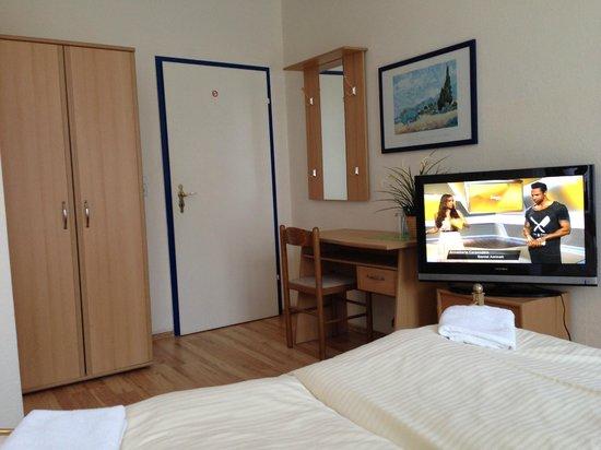 Hotel Aran: schlicht aber gemütlich