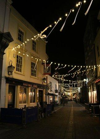 Old Town Hastings: Christmas in George Street