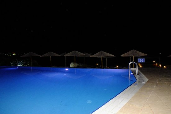 Corinna Mare Suites & Studios : Night view
