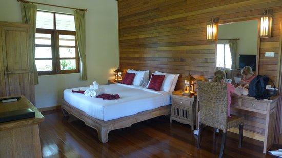 Chaipura Resort: intérieur