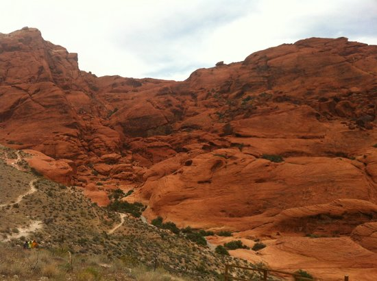Red Rock Canyon National Conservation Area: Amazing