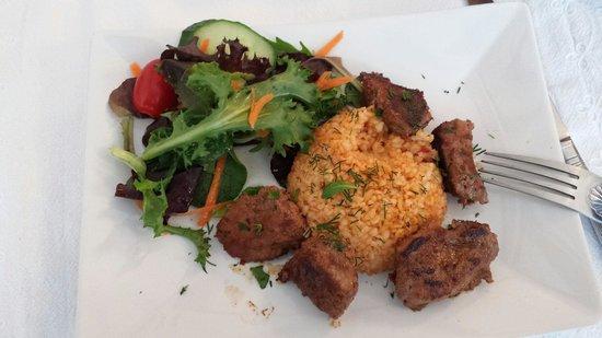 Turkish Grille Restaurant : Şiş Kebab