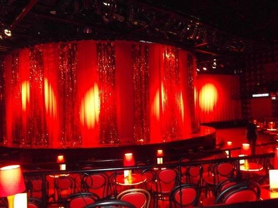 Calypso Cabaret: The lovely theatre