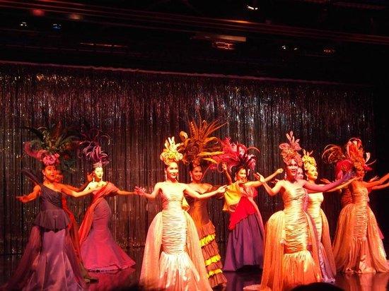 Calypso Cabaret: The Finale