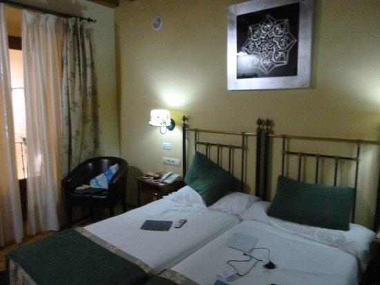 Hotel Spa La Casa Mudejar: Habitación