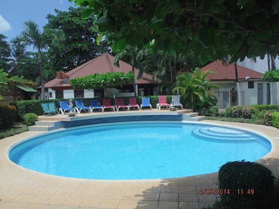 Villa Acacia: beautiful swimming pool