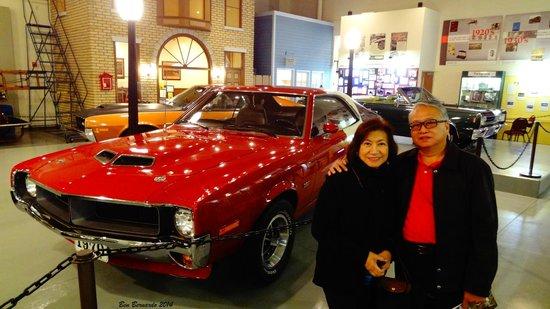 Kenosha History Center: Classic muscle cars galore inside!