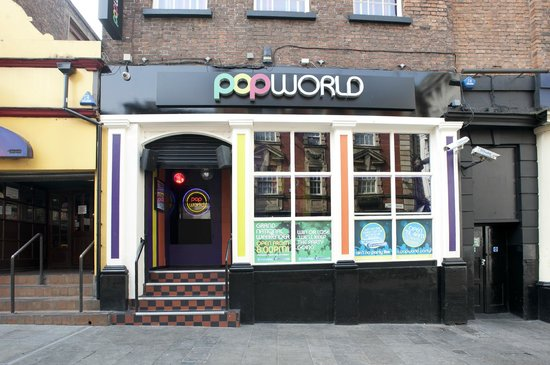 ‪Popworld Liverpool‬