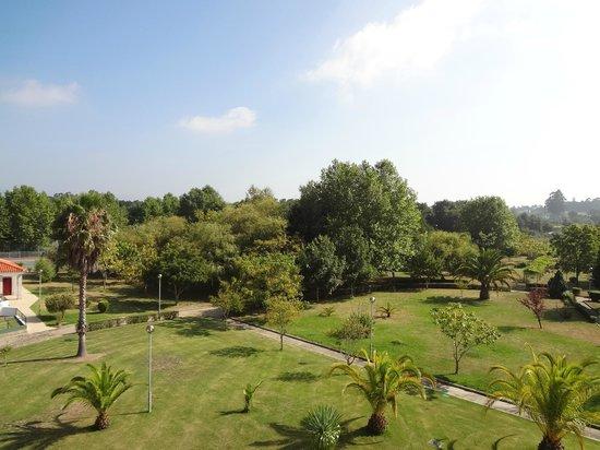 INATEL Cerveira Hotel: Green view