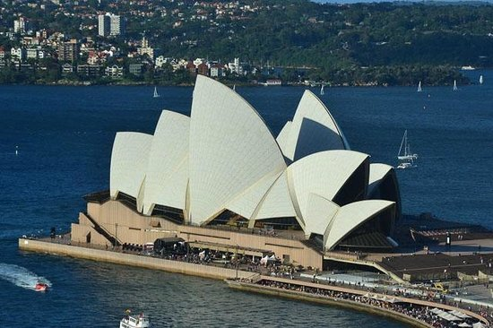Four Seasons Hotel Sydney: Opera House View from Room