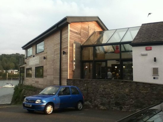 Dylan's Restaurant, Menai Bridge