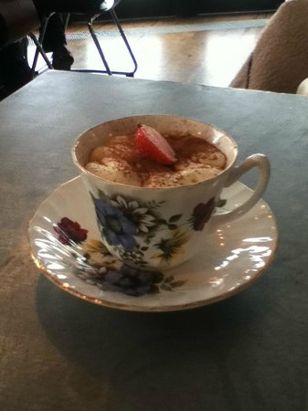 Dylan's: Tiramisu Teacup