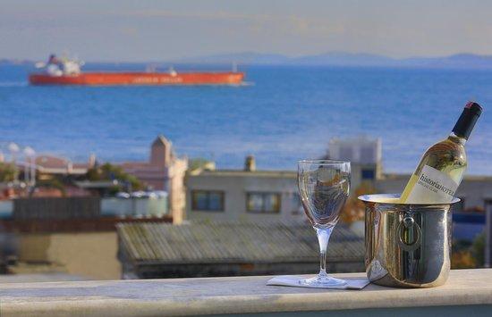 Historia Hotel: Sea View