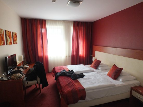 City Inn: Zimmer