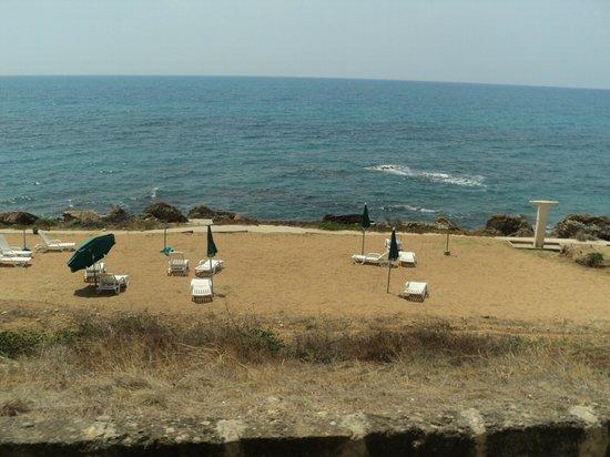 Torre Macauda: spiaggia