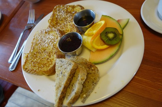 Chateau des Tourelles: My french toast