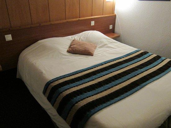 A l'Hotel : cama comoda
