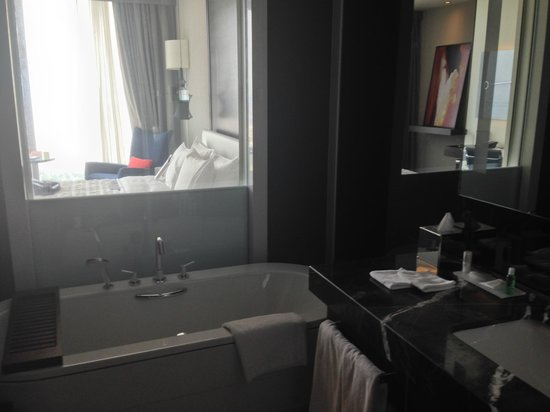 Le Méridien Istanbul Etiler: Bathroom